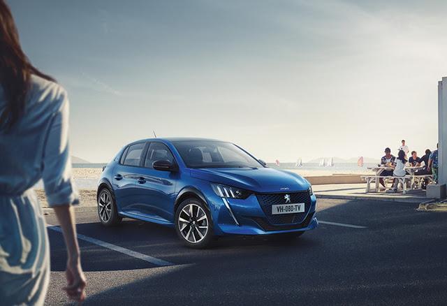 Novo Peugeot 208 2020: fotos e detalhes preliminares