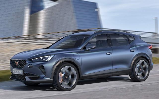 Cupra Formentor: novo crossover híbrido do Grupo VW