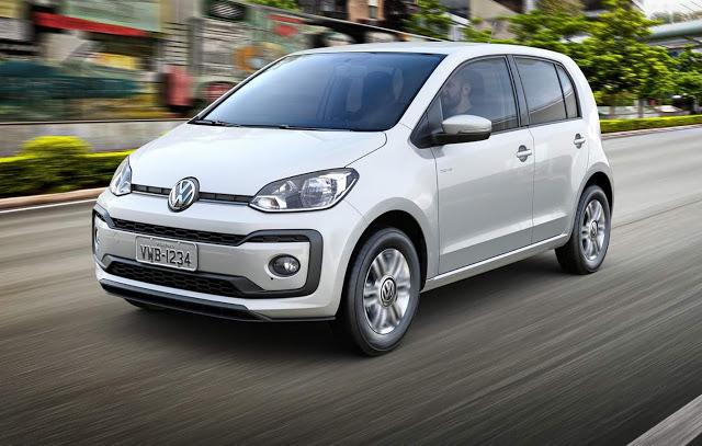 Cotistas de consórcio de VW Up! receberão Gol - Argentina