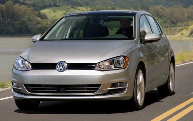 Volkswagen alerta proprietários de Golf, Jetta e Tiguan: possível quebra de suspensão traseira