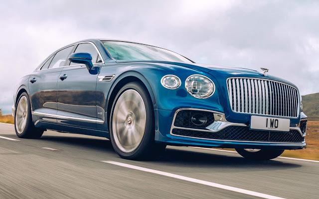 Bentley Flying Spur 2020 First Edition: fotos e detalhes