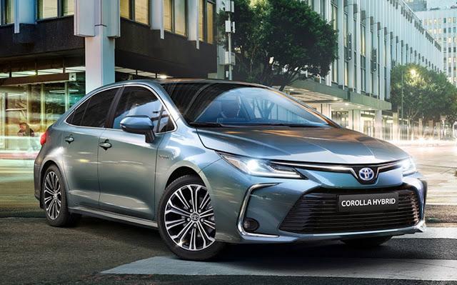 Novo Toyota Corolla 2020 obtém 5 estrelas no Latin NCAP