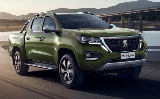 Peugeot Landtrek: picape média confirmada para o Brasil - fotos, vídeo e especificações